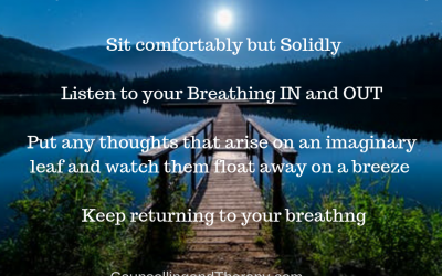 Daily Mindfulness for Stress and Anxiety