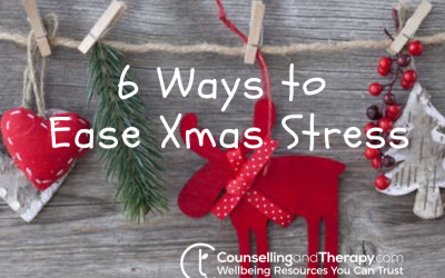 6 Ways to ease Christmas Stress