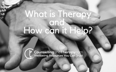 What is Therapy and how can it help me?